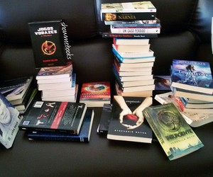 books, crepusculo, and livros image