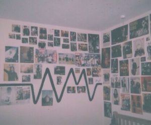 room, grunge, and arctic monkeys image