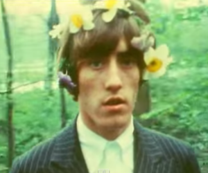 60's, crown, and flowers image