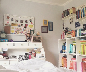 bedroom, hipster, and tumblr image
