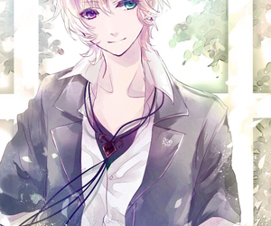 anime, diabolik lovers, and anime boy image