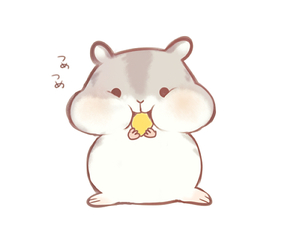 cute, hamster, and kawaii image