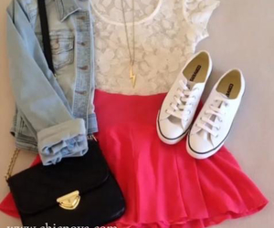 fashion, summer outfit, and ootd image