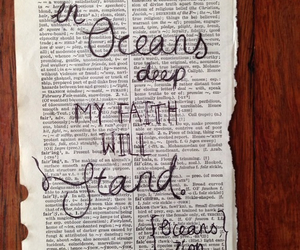 faith, Hillsong, and jesus image