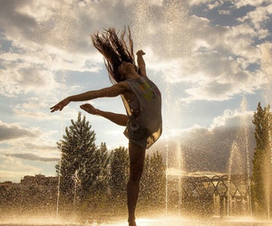 dance, beautiful, and dancing image