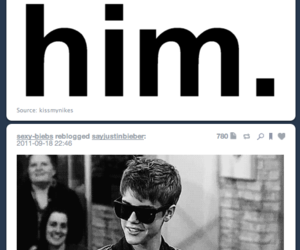 tumblr and justin bieber image