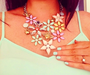 follow, jewelry, and necklaces image