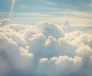 beautiful, clouds, and Dream image