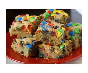 blondies, candy, and chocolate image