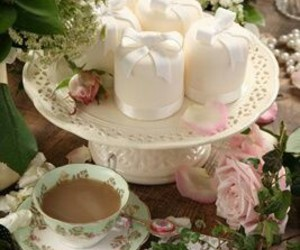party, table setting, and tea party image