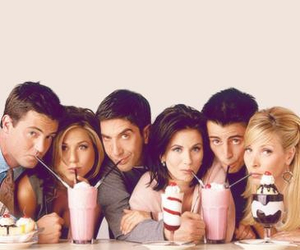 friends, funny, and warner image