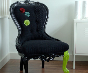 chair and sitting pretty image