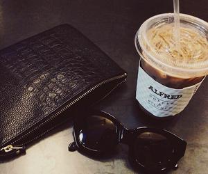 coffee and sunglasses image