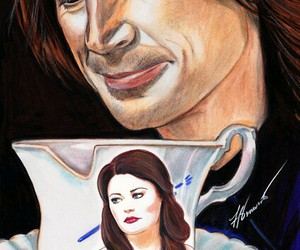 art, once upon a time, and rumbelle image
