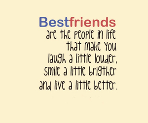 best friends and true image