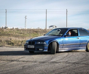 blue, drift, and bmw image