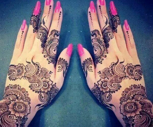 henna, magnifique, and wow !! image