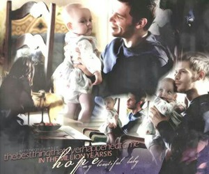 family, hope, and The Originals image
