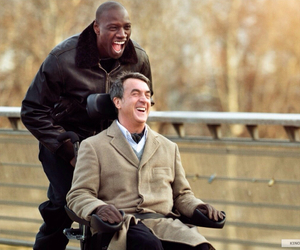 intouchables, movie, and friends image