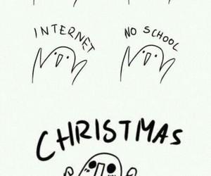 christmas, food, and internet image