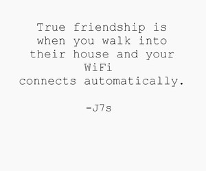 friendship, quotes, and true image