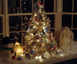 christmas, light, and xmas image