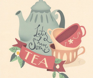 tea and teatime image