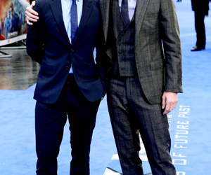 james mcavoy and michael fassbender image