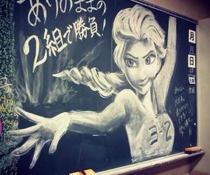 frozen, elsa, and japan image