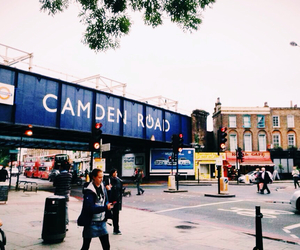 camden, cool, and fashion image
