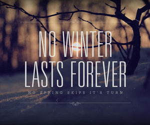 december, forever, and snow image