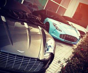 car, luxury, and aston martin image