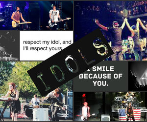 fall out boy, pop punk, and smile image