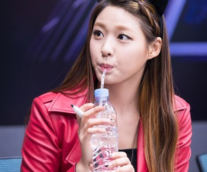 aöä, seolhyun, and kpop image