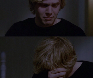 ahs and evan peters image