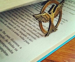 book, books, and necklace image