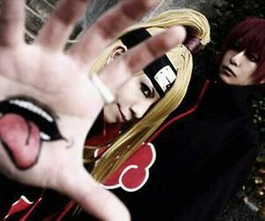 cosplay, naruto, and deidara image