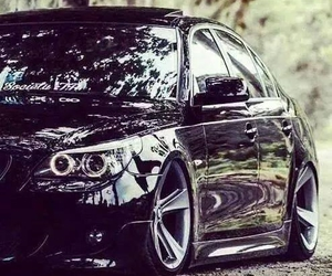 black, bmw, and clean image