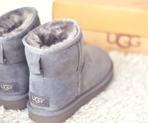 ugg, shoes, and grey image