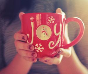 christmas, joy, and winter image