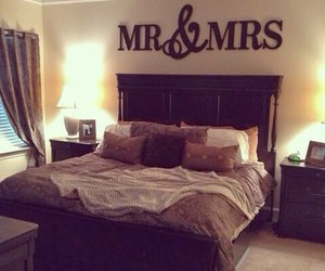 bedroom, bed, and mr image