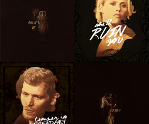 The Originals, to, and the vampire diaries image