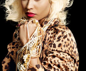 nicki minaj and blonde image