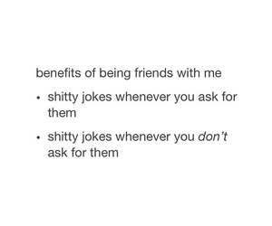 friendship, inside, and jokes image