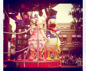 disney, photograph, and daisy duck image