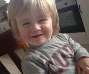 cute, theo horan, and baby image