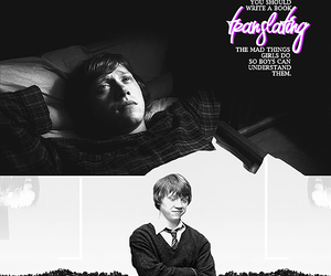 harry potter and ron wealey image