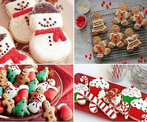 Cookies, happiness, and gingerbread image