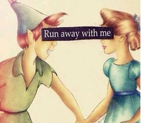 run away image