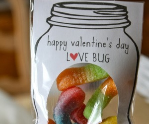 candy, valentine, and love image